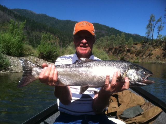 for Trinity river fishing