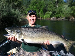 trinity river fishing guides fishing report